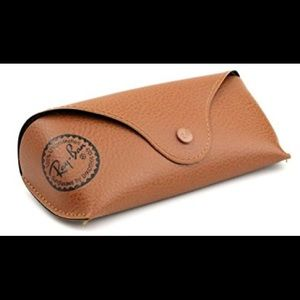 Ray Ban Glasses Leather Case